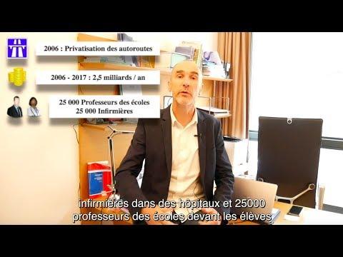 Rapport sur la privatisation des routes gardé secret par le gvt Macron !