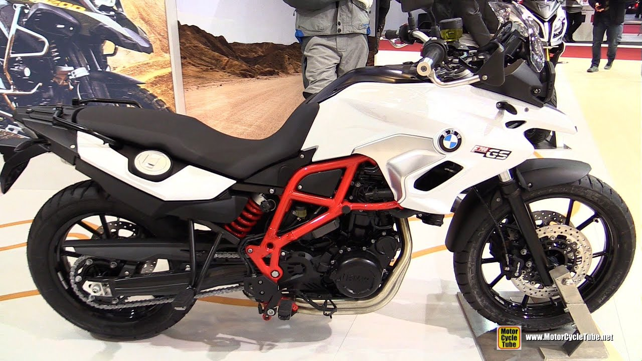 2016 bmw f700gs walkaround 2015 salon de la moto paris youtube. Black Bedroom Furniture Sets. Home Design Ideas