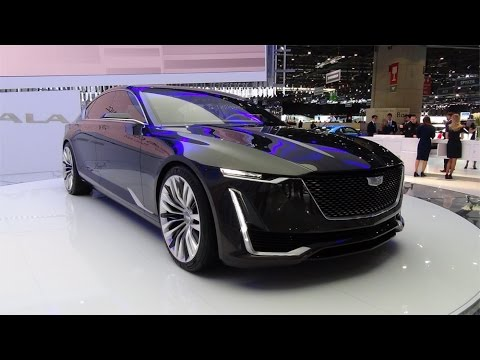 2018 cadillac escala review walkaround features sp. Black Bedroom Furniture Sets. Home Design Ideas