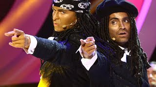 Pepe si Alin Pascal vs Milli Vanilli - Baby Don&#39t Forget My Number