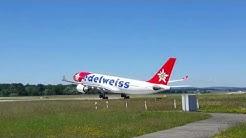 Starts am Flughafen Zürich / Take offs at Airport Zurich