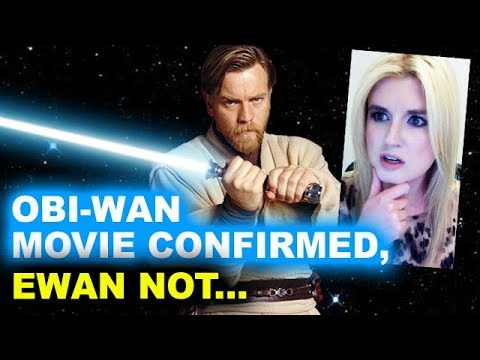 ObiWan Kenobi Movie CONFIRMED