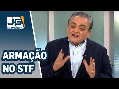 José Nêumanne Pinto/ Armação no STF para libertarem Lula