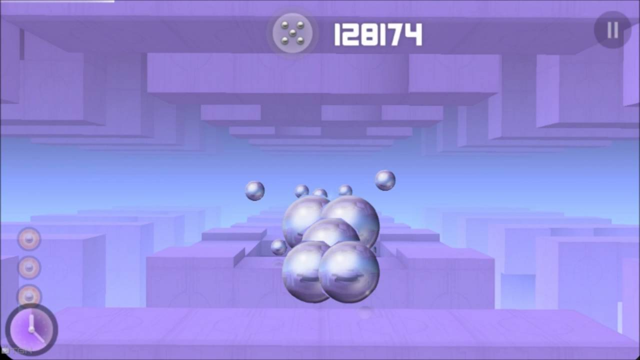 Smash Hit Checkpoint 8 to Endless With The Power Balls Cheats !