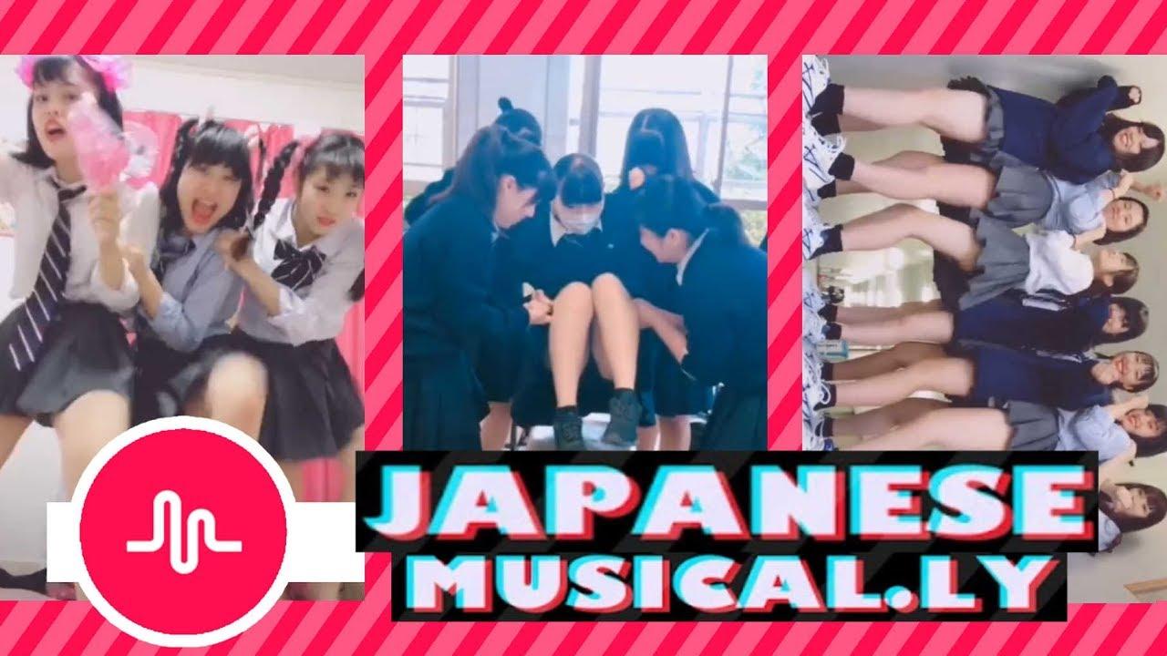 E3 80 90japanese Musical Ly E3 80 91 Panty Shots By High School Girls E3 80 90tik Tok E3 80 91