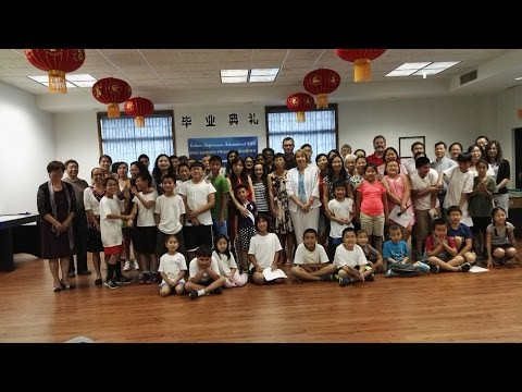 2016 Ohio Summer Program Graduation and Ohio Chinese Learning Center Open House