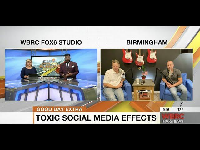 Is Social Media Toxic For Teens?