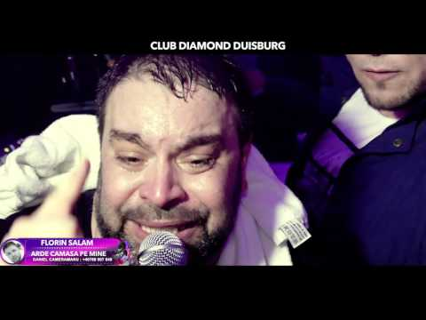Florin Salam - Arde camasa pe mine PRMIERA New Live 2017 @Club Diamond byDanielCameramanu