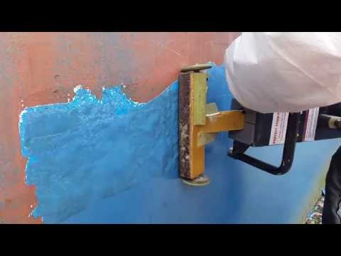 Heat Induction Paint Removal