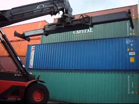 Interpel CFS - Container Freight Station, Mombasa