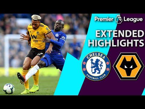 Chelsea v. Wolves   PREMIER LEAGUE EXTENDED HIGHLIGHTS   3/10/19   NBC Sports