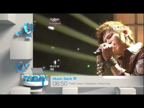 [Today 11/12] Music Bank [R]