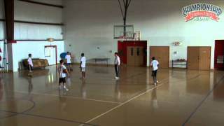 Coaching Middle School Basketball: The Wheel Offense