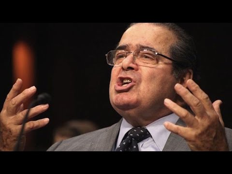 "George Mason Names Law School ""ASSoL"" After Antonin Scalia"