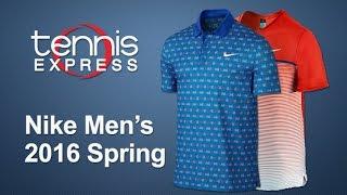 Nike Mens Spring 2016 Tennis Apparel Review | Tennis Express