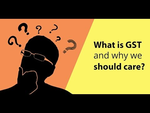What is GST? Basic of GST in Hindi