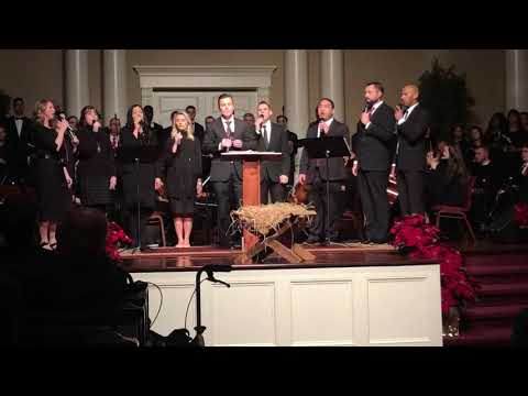 Mary Did You Know - Solid Rock Baptist Church Choir -  Acappella