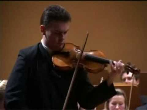 N. Paganini - violin concerto D major original 1. mov. 1/2