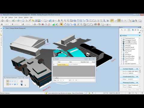 i-model and interoperability with Bentley Solutions.avi