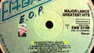 Enzo Oldies Popcorn-MAJOR LANCE-THE MONKEY TIME - (EMBASSY)