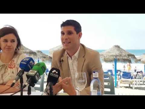 """El Gerente De Ecovidrio Presenta La Campaña """"Movimiento Banderas Verdes Por La Sostenibilidad"""""""