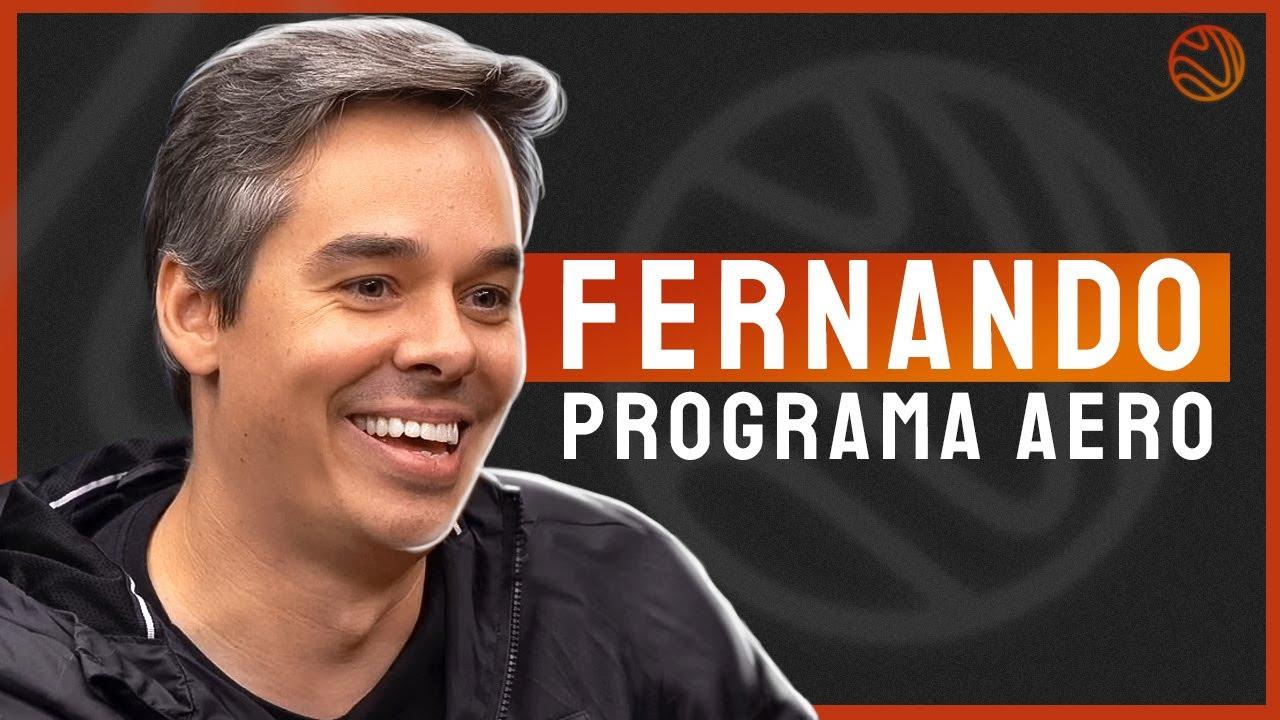 FERNANDO PROGRAMA AERO - Venus Podcast #132
