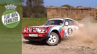 Martini Porsche 911 rally car shows us what we can expect at FOS