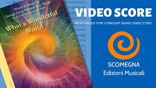WHAT A WONDERFUL WORLD - Solo Trumpet - G. D. Weiss, B. Thiele / arr. Lorenzo Pusceddu
