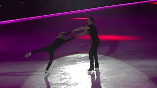 Music on Ice 2018 Aljona Savchenko & Bruno Massot - Up All Night by Oliver Tank