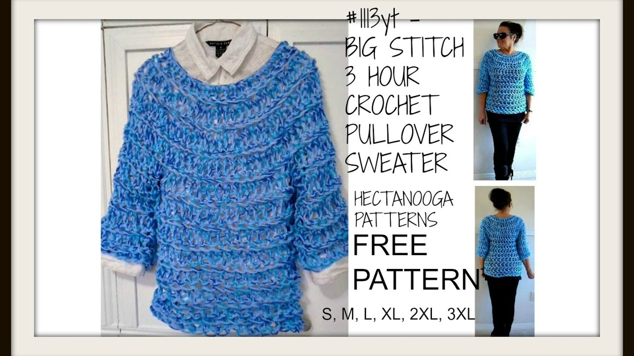 0c175a06e4ae9 free crochet pattern