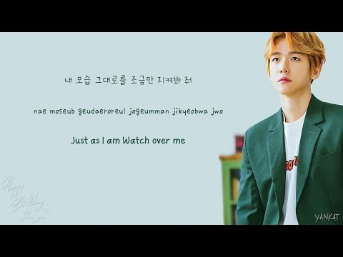 Baekhyun (백현) - Take You Home (바래다줄게) (Color Coded Han|Rom|Eng Lyrics) | by Yankat