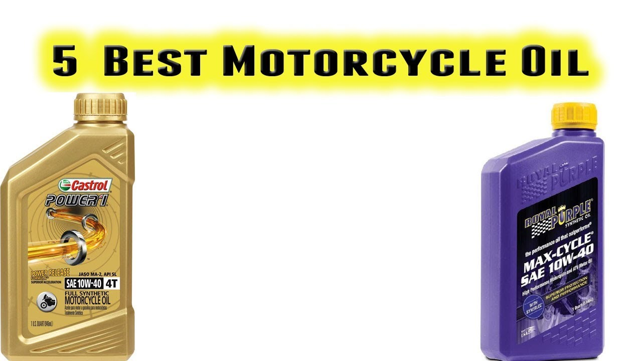 Best Motorcycle Oil >> Best Motorcycle Oil Buy In 2017