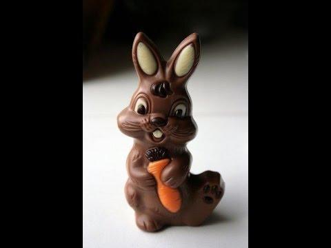 Шоколадный заяц видео