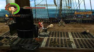 04.POTC Legend Of Jack Sparrow Silver Mine, Cloudy Lining