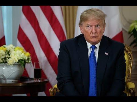 Заявление Трампа после ударов по военным базам США в Ираке