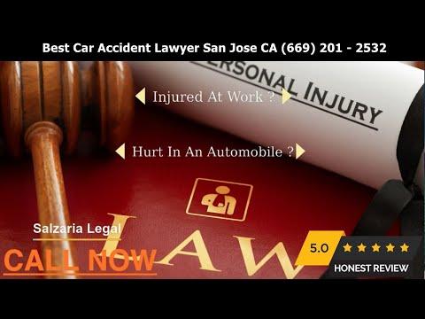 Best Car Accident Lawyer San Jose CA (669) 201 – 2532