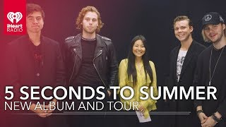 Download 5 Seconds Of Summer New Album And Tour | Exclusive Interview MP3 song and Music Video