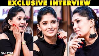 நான் ஒண்ணும் Nayanthara இல்லை - Vani Bhojan | Sathiya | Deivamagal | Exclusive Interview