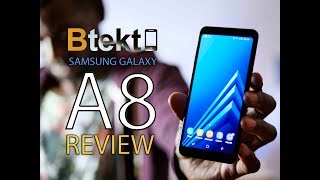 Samsung Galaxy A8 2018 Review - Great Mid range Smartphone
