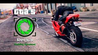 Tráiler de lanzamiento de GTA V Redux