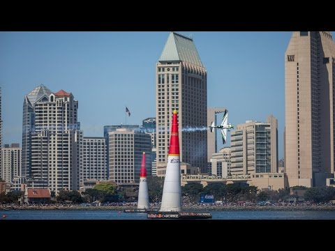 Red Bull Air Race Qualifying Highlights from San Diego 2017