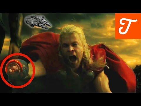 10 clins d'oeil à STAR WARS cachés dans d'autres films - Topsicle Cinéma