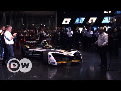 Audi Formula E Team | DW English