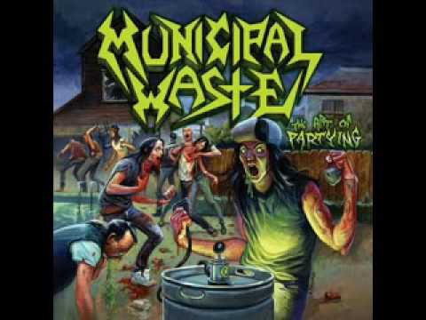 Municipal Waste - Beer Pressure mp3