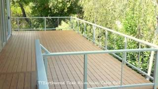 Perretti Decks, Timbertech Decks, Cable Rail