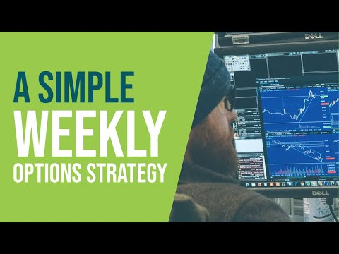 A Simple Weekly Options Strategy