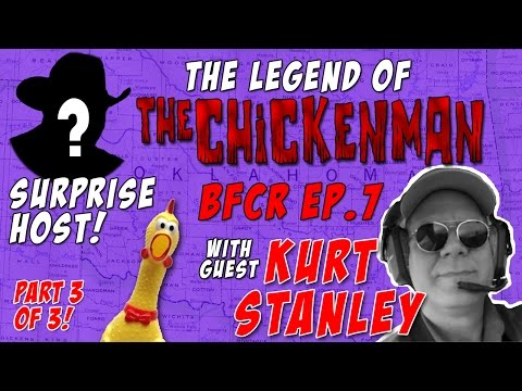 Bigfoot in Oklahoma Kurt Stanley Interview Part 3