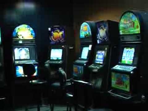 Сюжет Игровые автоматы