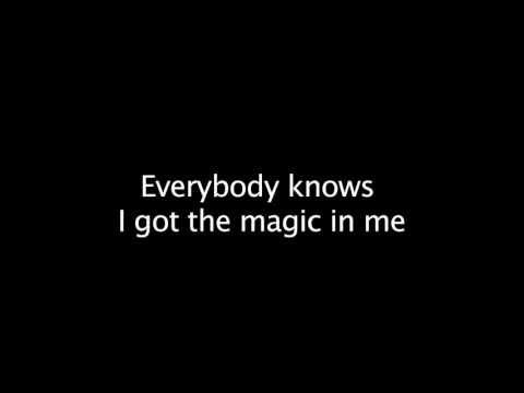 "B.o.B  ""Magic"" ft. Rivers Cuomo (Instrumental & Lyrics)"