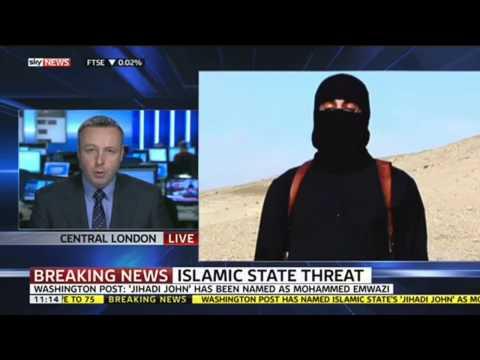 Jihadi John Named In Report As Mohammed Emwazi